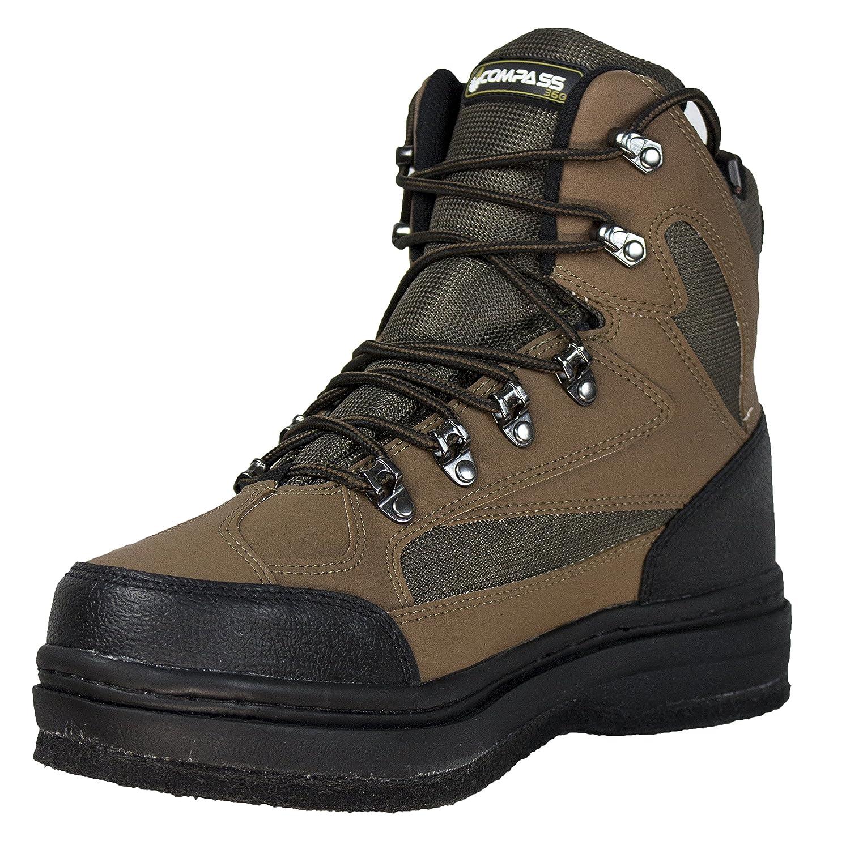 コンパス360 Ledges Felt Sole Wading Shoes 10  B07BF2RBKM