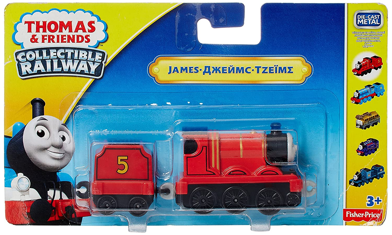 Thomas & Friends Collectible Railway JAMES