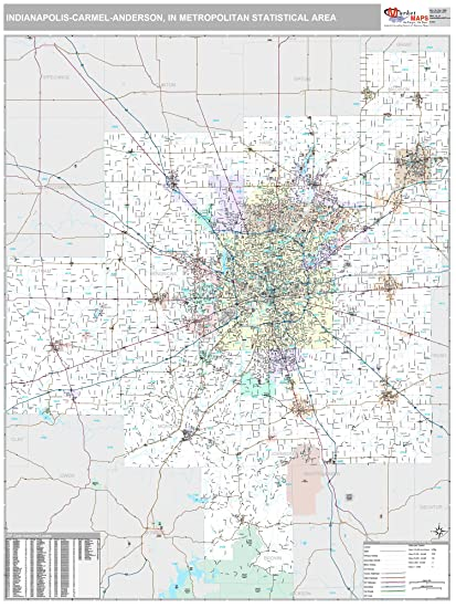 Amazon.com: MarketMAPS Indianapolis-Carmel-Anderson, IN ... on indianapolis maryland map, downtown indianapolis map, mishawaka zip codes map, indianapolis time zone map, indianapolis education map, indianapolis country map, indianapolis ohio map, st vincent indianapolis map, zip codes by state map, indianapolis airport map, indianapolis metropolitan area map, 2009 colorado zip codes map, minneapolis st. paul metro area county map, muncie indiana location map, indianapolis postal codes, indianapolis neighborhood map, indianapolis county map, indianapolis acres map, indianapolis township map, indianapolis indiana,