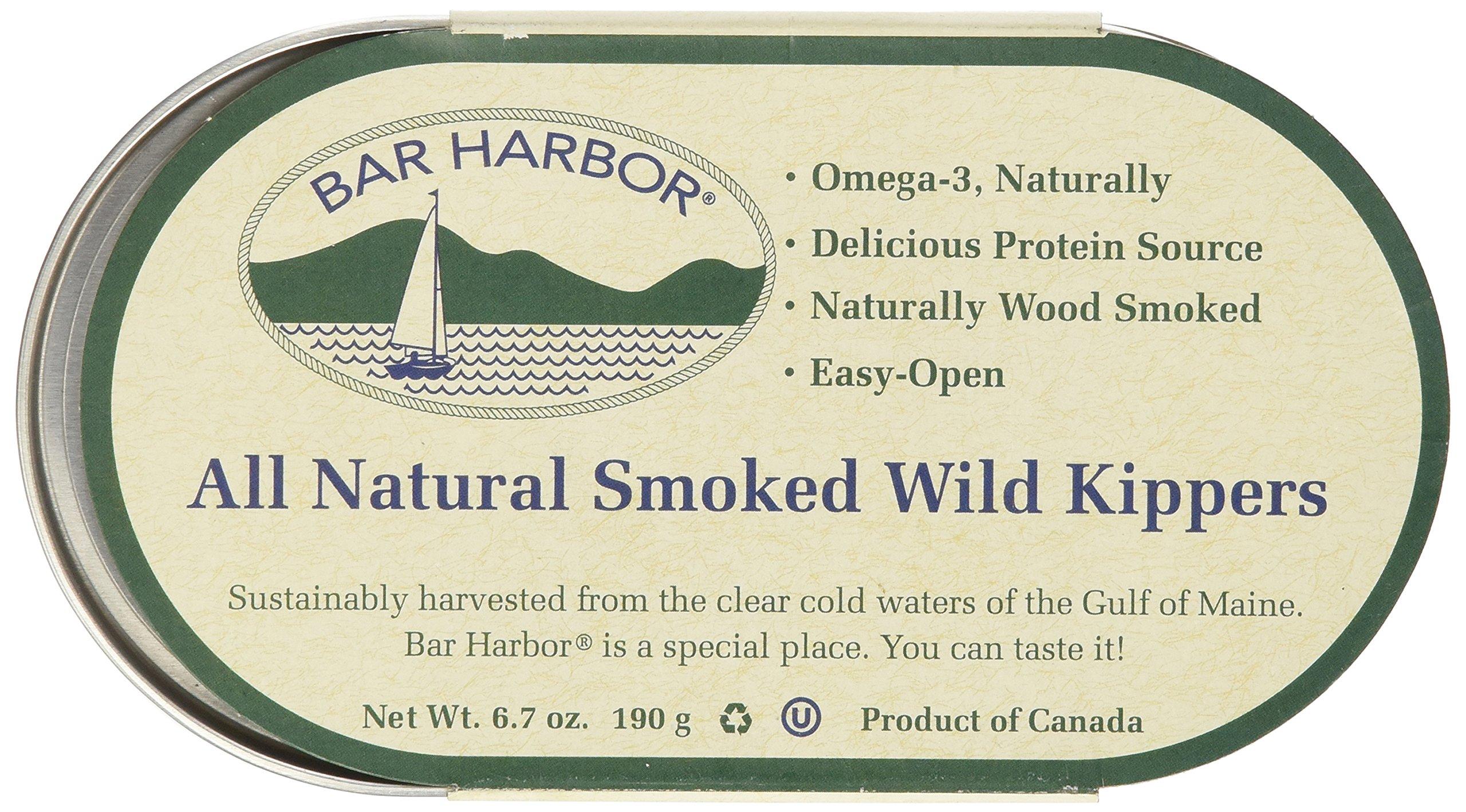 Bar Harbor Wild Smoked Kippers, 6.7 oz