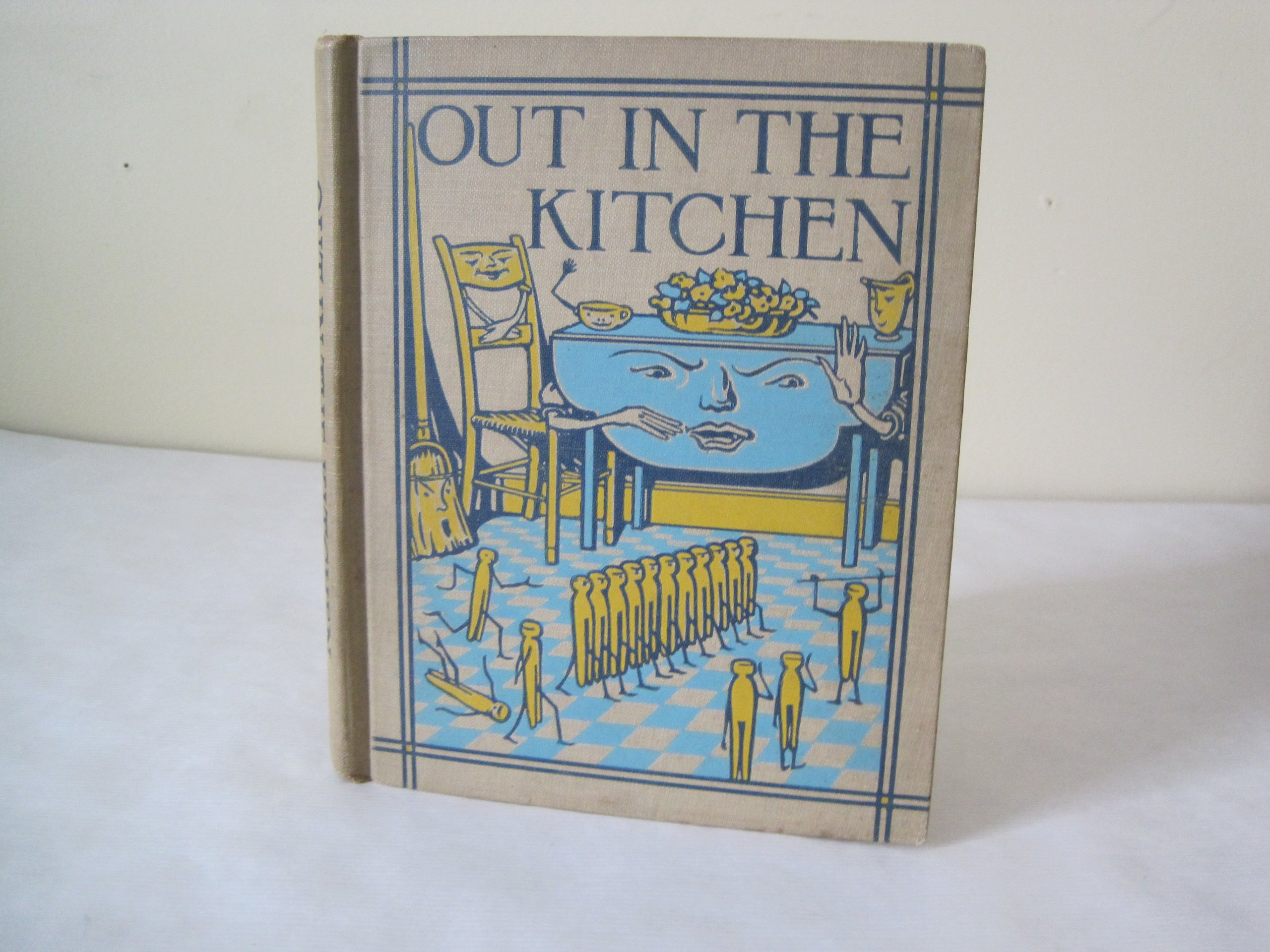 Out in the Kitchen: James Woodward Sherman: Amazon.com: Books
