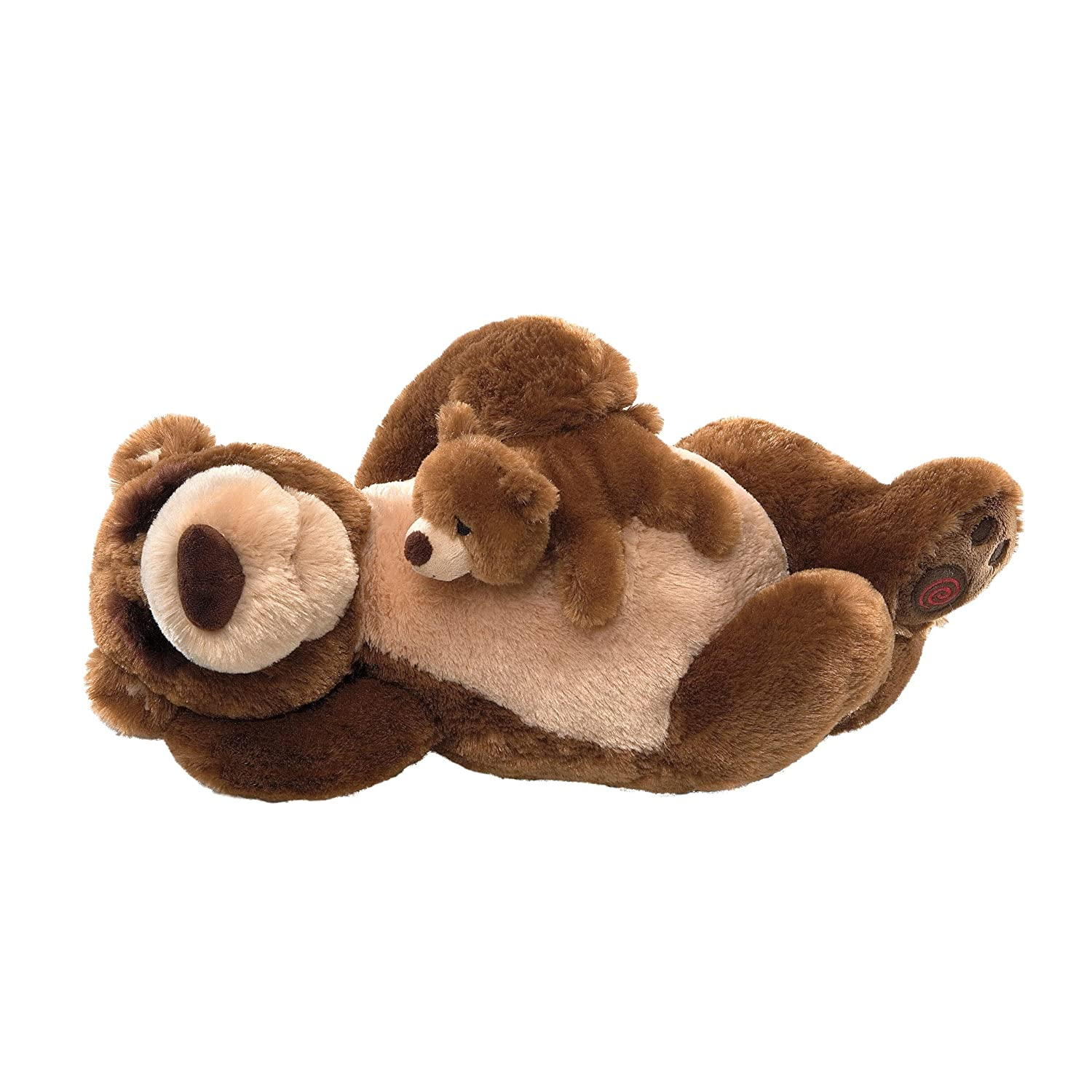 Gund Snoring Papa Bear and and and Little Bear (japan import) 80383b