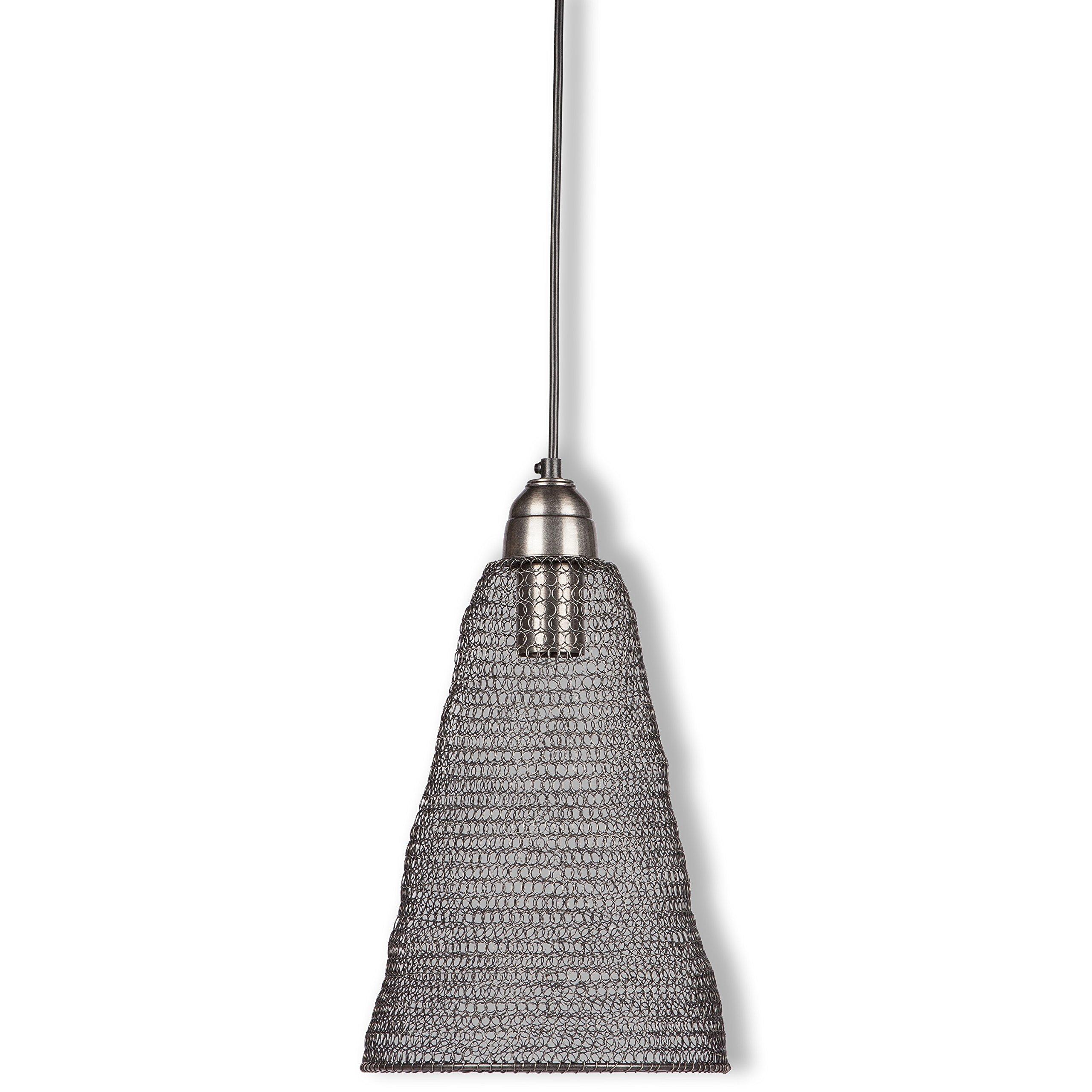The Gerson Company Classic Cone Pendant Lamp