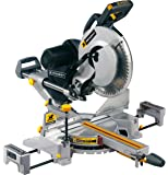 Peugeot ENERGYSAW-305STB Scie à onglets radiale double inclinaison Ø 305 mm  coupe maxi 90 x 340 mm 1600 W