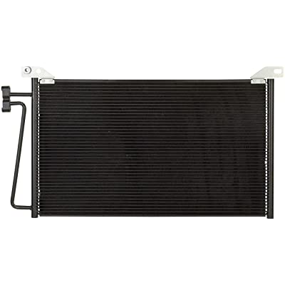 Spectra Premium 7-9129 Industrial Air Conditioning A/C Condenser: Automotive
