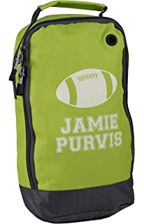 d5fdf0cf5e Personalised Rugby Boot Bag with Carry Handle - Rugby Ball Themed ...