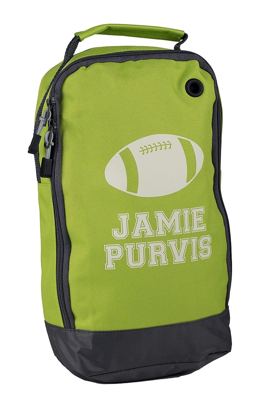 Personalizado para bolsa, bolsa para botas de Rugby, bolsa para zapatos, diseño de balón de Rugby diseño de balón de Rugby PBBRT