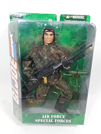 Amazon com: GI JOE AIR FORCE SPECIAL FORCES SOF ASIAN
