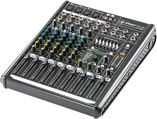 Mesa Mackie pro fx 8v2: Amazon.es: Instrumentos musicales