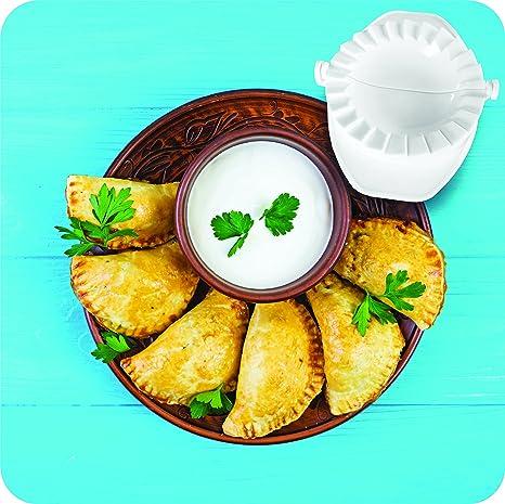 Amazon.com: Rollin Amigos Silicone Baking Mat, Rolling Pin, Cookie Cutters, Empanada Maker, Ravioli Mold, Baking Mat, Dumpling Maker, Pierogi Maker, ...