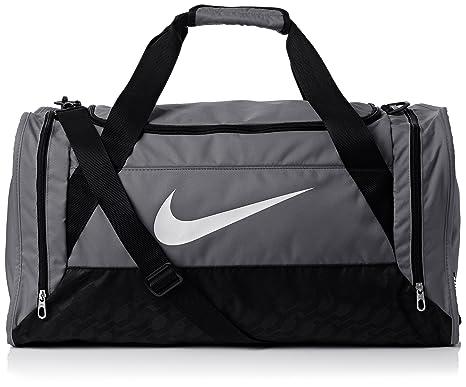 cb20f4fe74 Nike Borsone da calcio Brasilia - Grigio (grigio/nero) - Taglia Unica