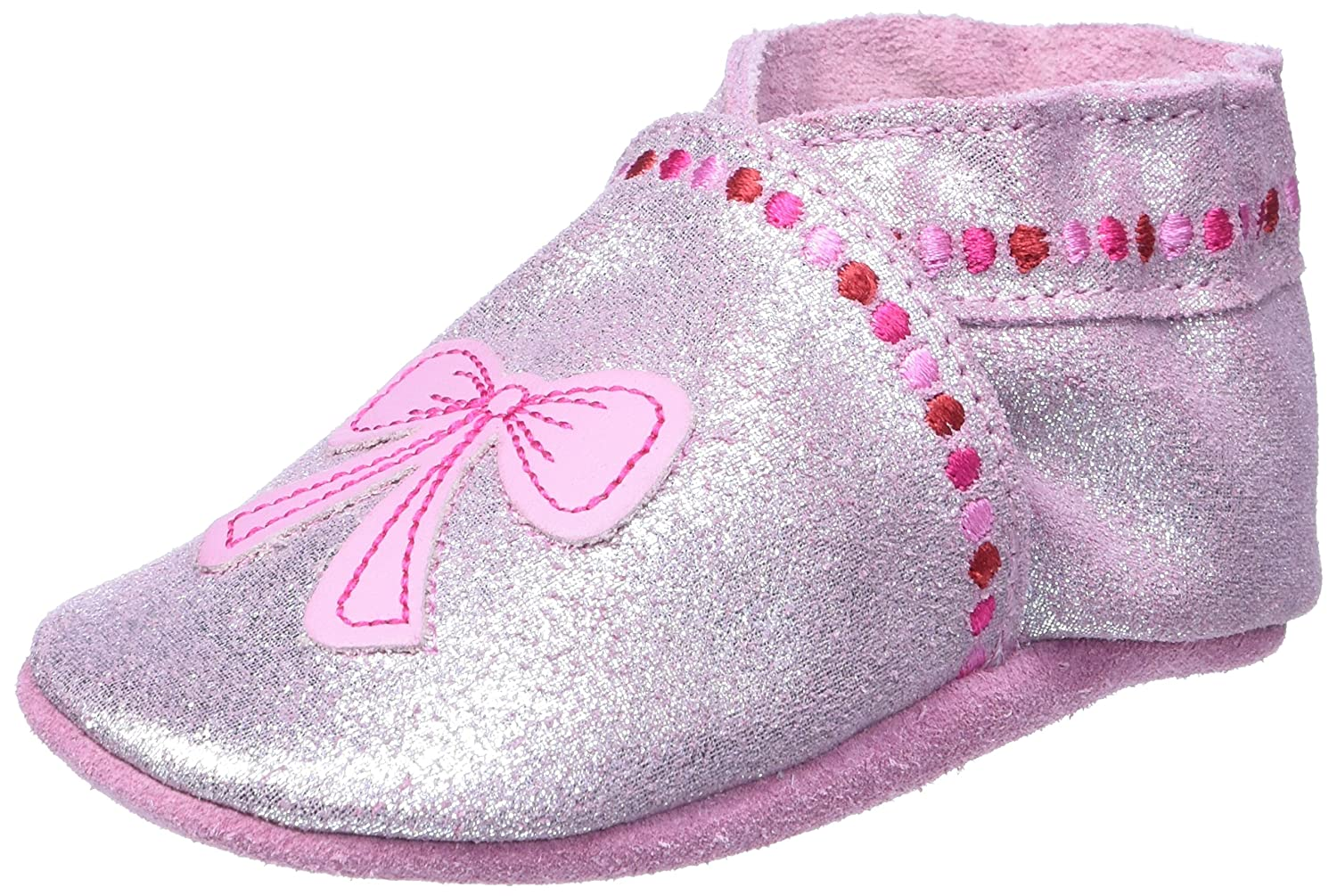 Robeez Ribbon, Baby Girls' Boots 509960-10-133