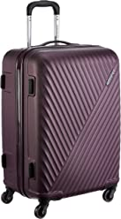 American Tourister Skyrock ABS 75 cms Purple Hardsided Check-in Luggage (AMT SKYROCK SP 75 cm Purple)