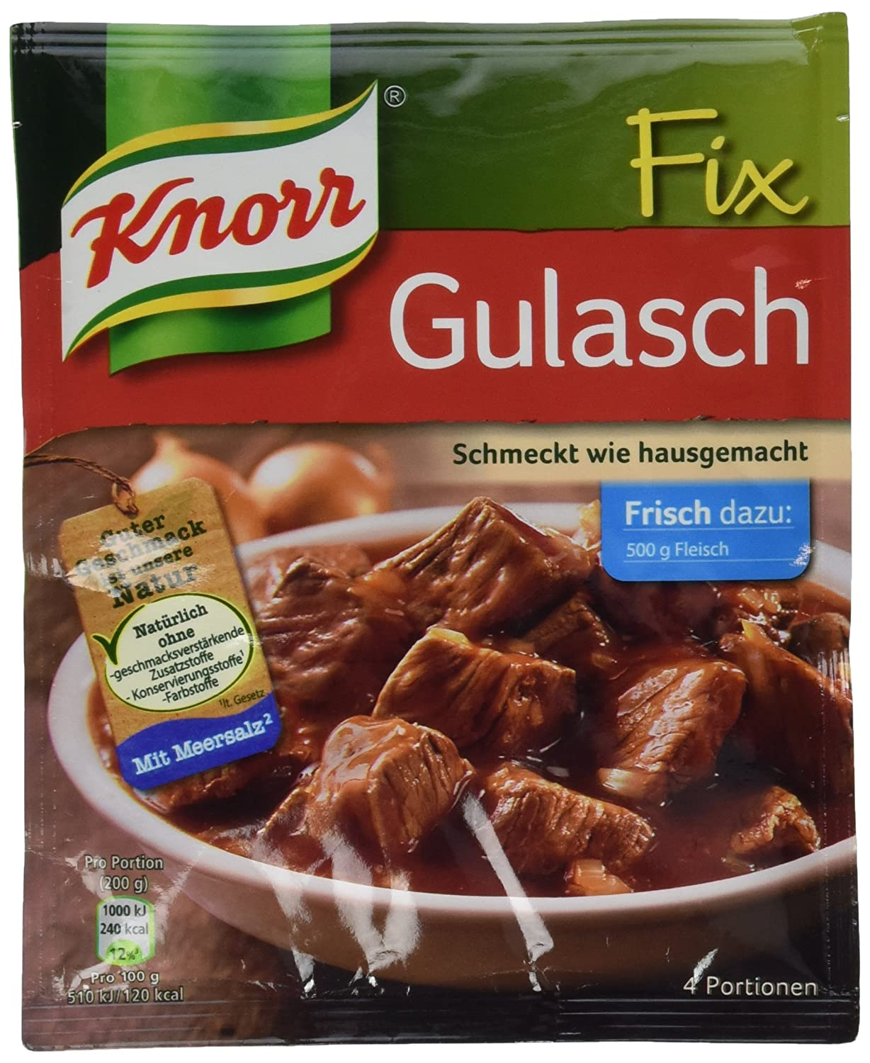 Knorr Fix Gulasch (3-pack)- 3x51g