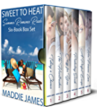 Sweet to Heat Summer Romance Reads: Six-Book Box Set