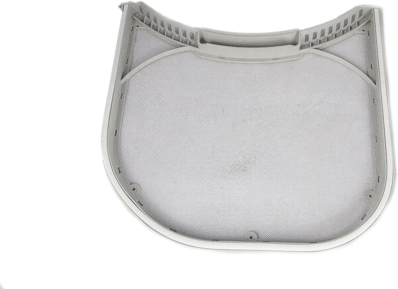 LG Electronics 5231EL1003B Dryer Lint Filter Assembly with Felt Rim Seal