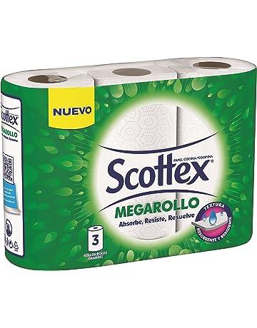 Scottex Rollo de Cocina Megarollo - 3 Rollos