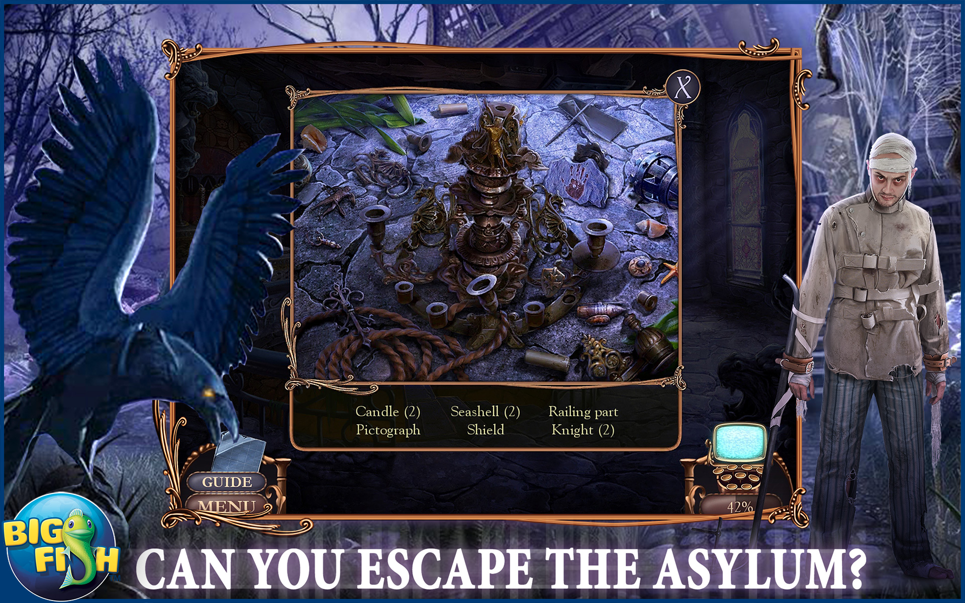Mystery Case Files Return to Ravenhearst iPad iPhone Android Mac & PC Game