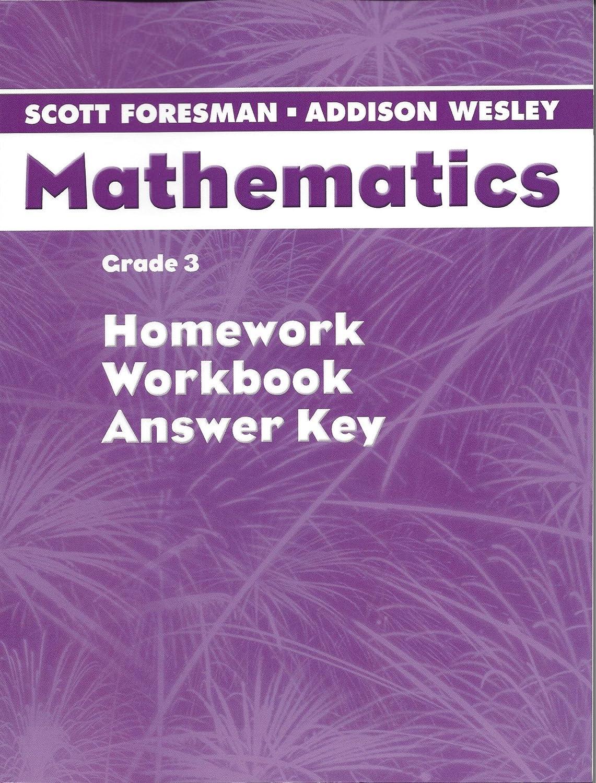 Workbooks envision math workbook grade 3 : Amazon.com: Mathematics, Grade 3, Homework Workbook Answer Key ...