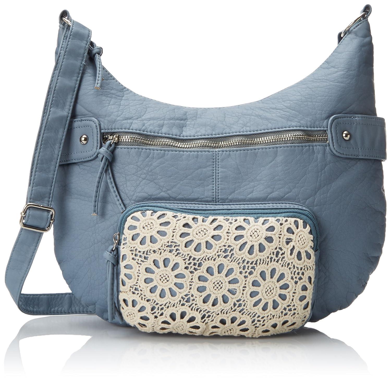 Wild Pair Colorblock Shoulder Bag