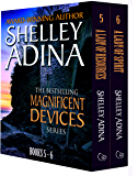 Magnificent Devices: Books 5-6 Twin Set: Two steampunk adventure novels in one set (Magnificent Devices Boxset Book 2) (English Edition)