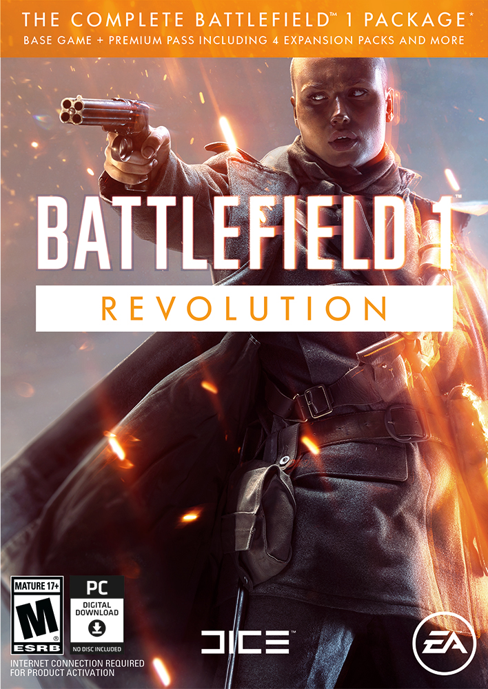 Battlefield 1 Revolution [Online Game Code] by Electronic Arts
