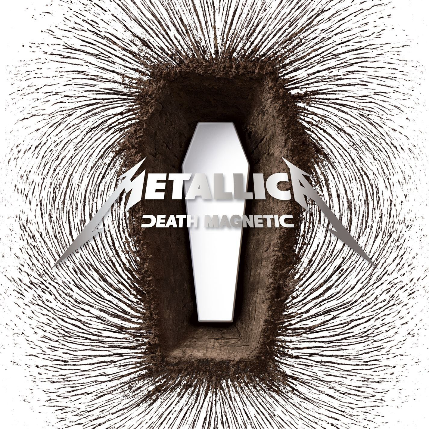 CD : Metallica - Death Magnetic (CD)