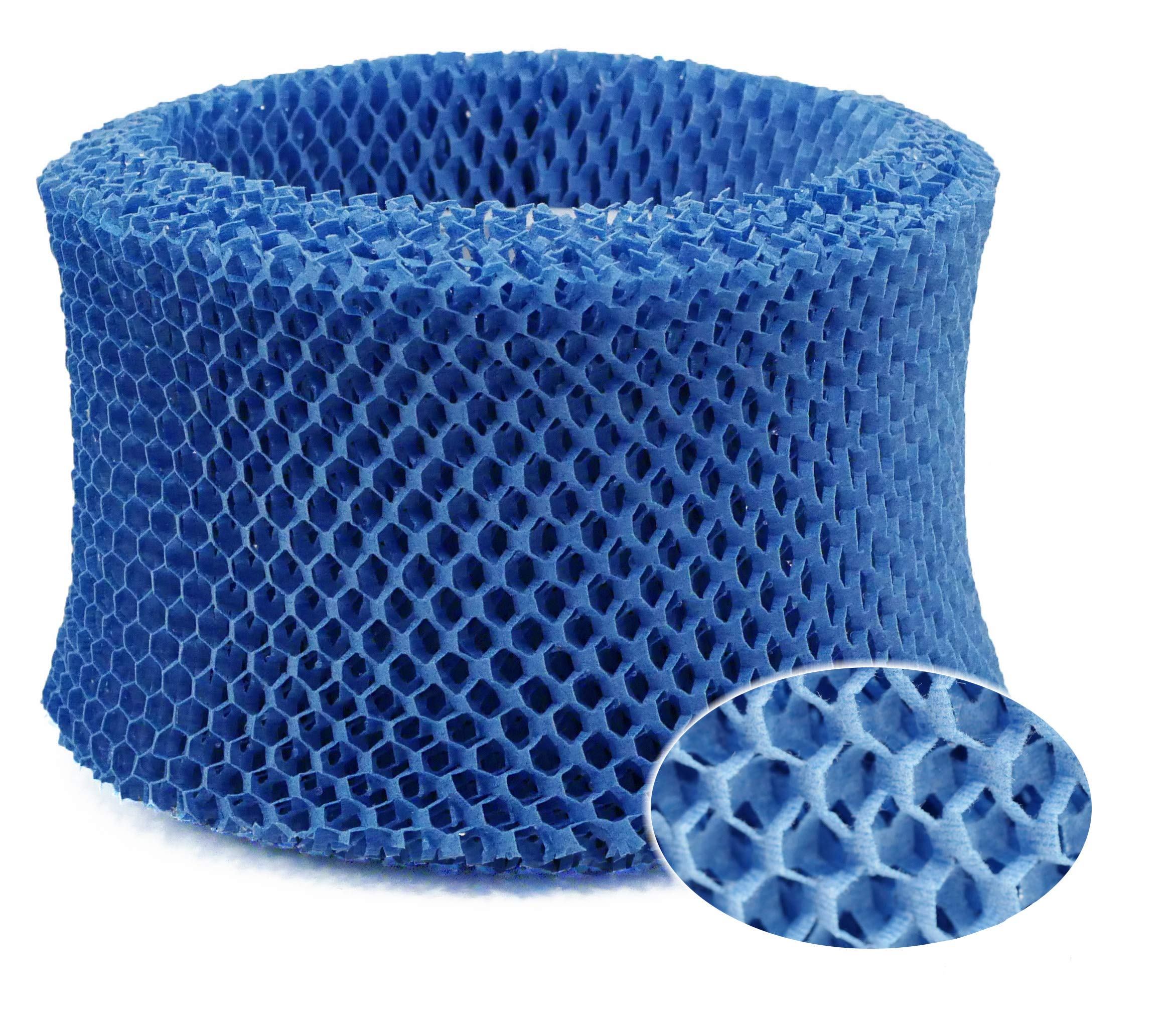 Humidifier Wick Filter Extra Long-Life Replaces Holmes WF2 Kaz ReliOn HW500 HAC-504 HCM350 =REUSABLE= by Natural-Breeze