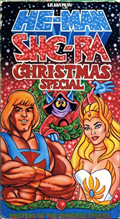 He Man Christmas Special.Amazon Com He Man She Ra Christmas Special Vhs Movies Tv