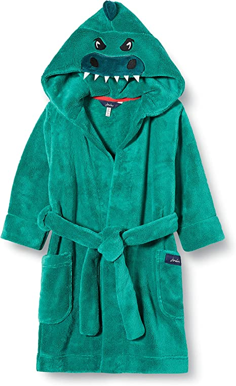 Joules Boys Bruce Dressing Gown