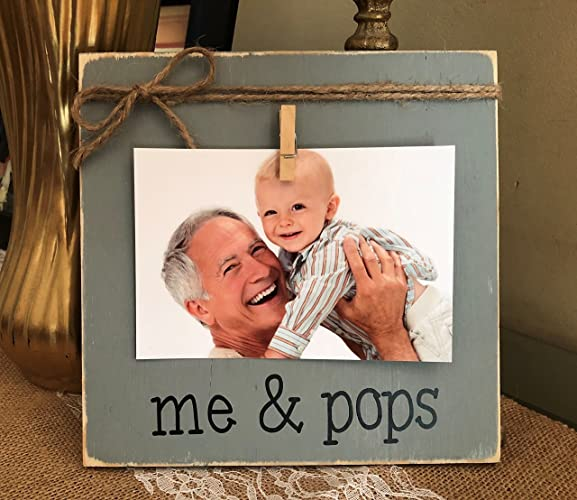 Amazoncom Fathers Day Gift Personalized Grandfather Picture