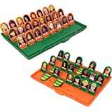 Who's Who by Laeto Toys and Games for Kids Children or Adults Traditional Board Game Ideal Family Perfect Gift Guess Who the Name is