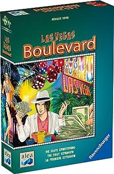 Alea Ravensburger) 26996 - Las Vegas Boulevard, Juego de Dados ...
