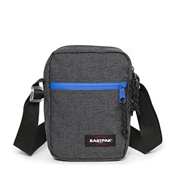 Eastpak The One Bolso, 21 cm, 2,5 litros, Gris (Frosted Dark): Amazon.es: Equipaje