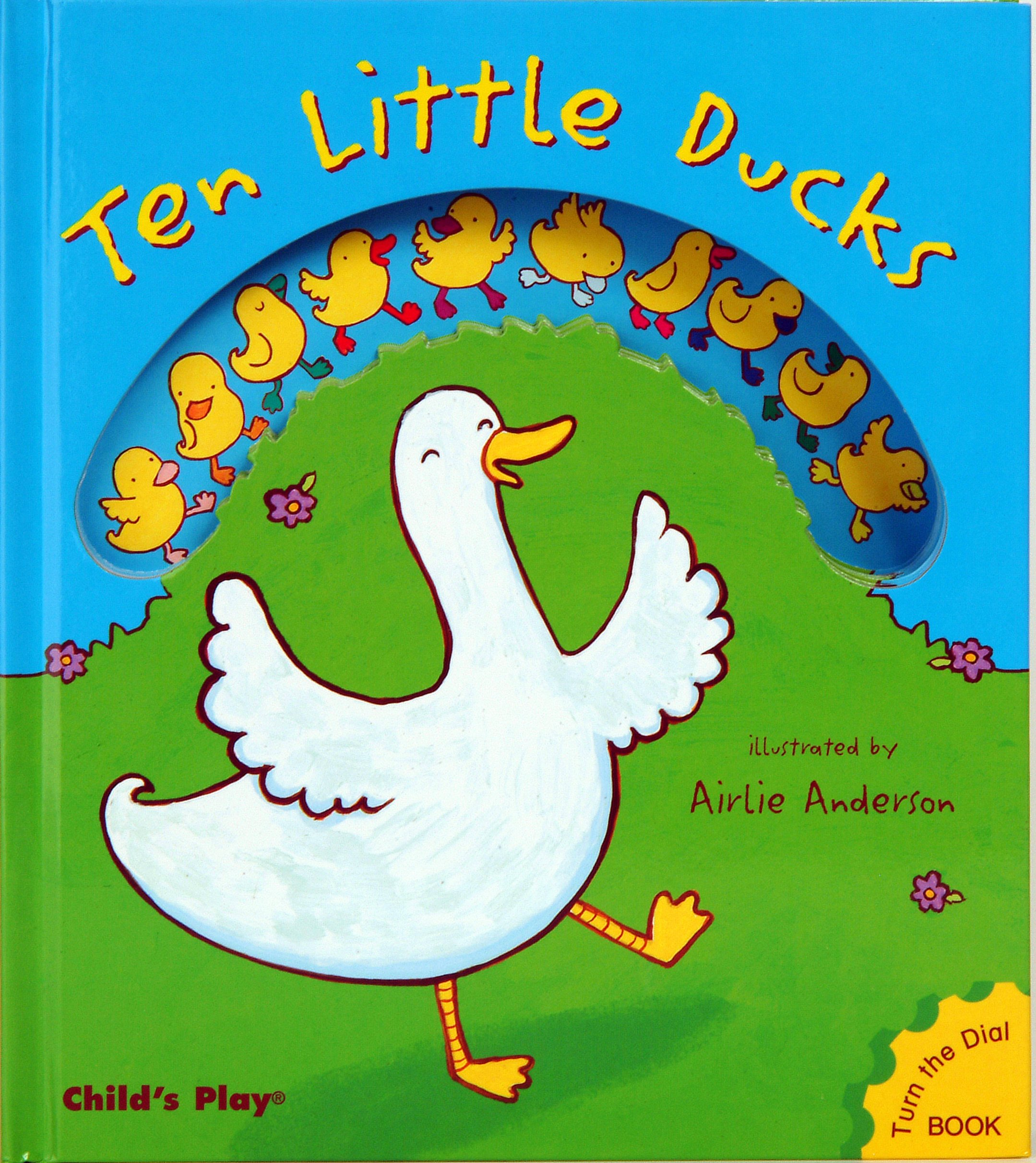 Ten Little Ducks (Activity Books)