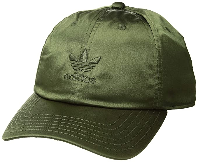 Amazon.com  adidas Women s Originals Satin Relaxed Adjustable ... 94e3324ea7f