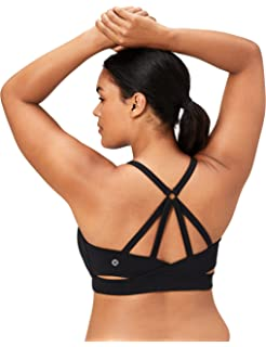 f694a5ba19 Amazon.com  Core 10 Women s Icon Series - The Rebel Sports Bra  Clothing