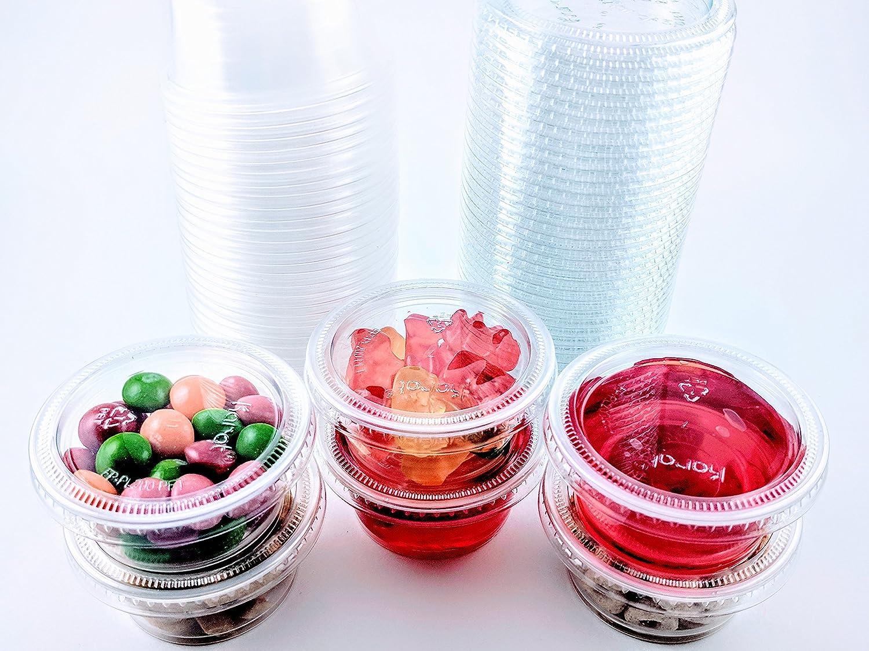 d0ecab6082f Amazon.com  2oz Portion Cups with Lids