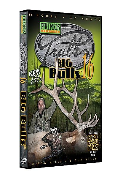 Amazon.com: Primos Caza la verdad 16 Big Bulls DVD: Sports ...