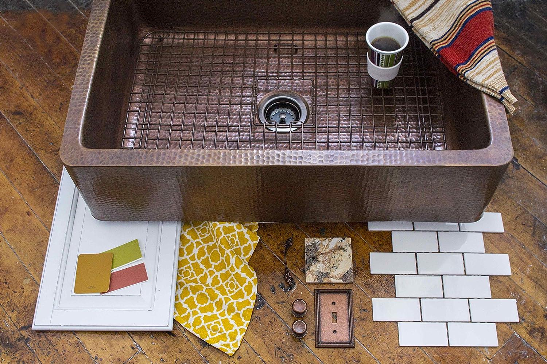 copper farmhouse sink reviews