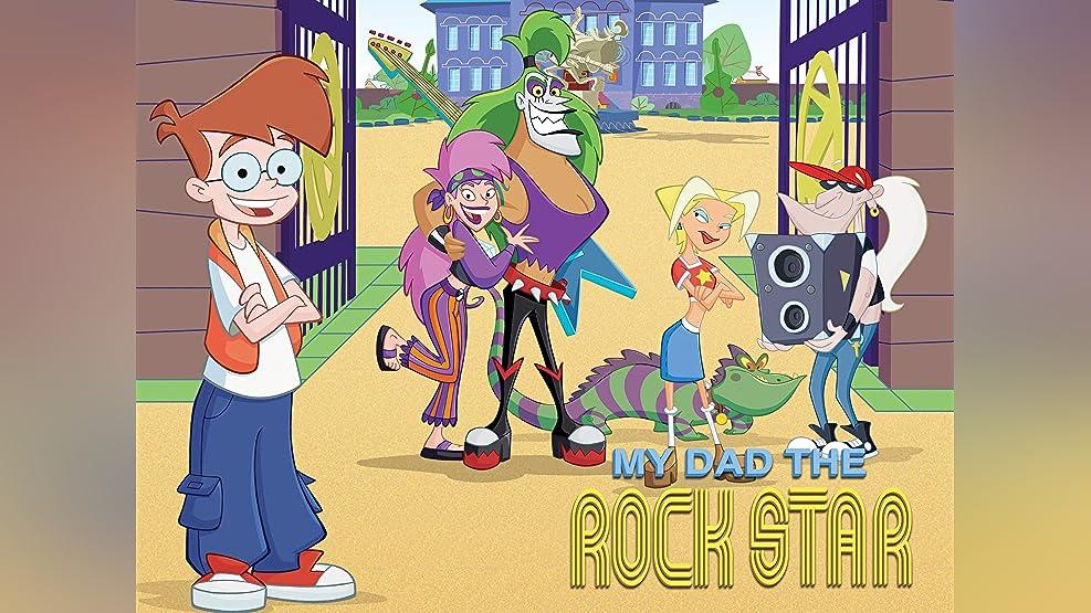 My Dad the Rockstar - Season 1