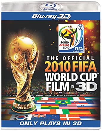 1fc37c6d8 Amazon.com  The Official 2010 FIFA World Cup Film  Blu-ray 3D ...