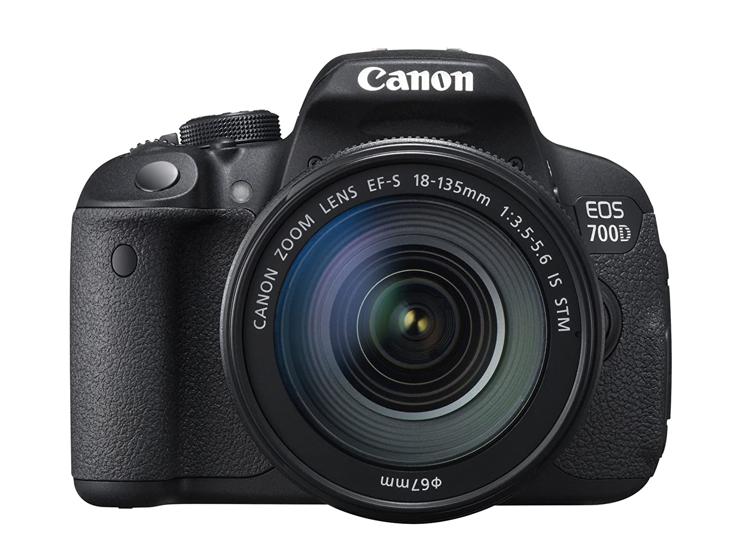 Canon EOS 700D Digital SLR Camera 18MP FULL HD + EF-S 18-135mm IS STM