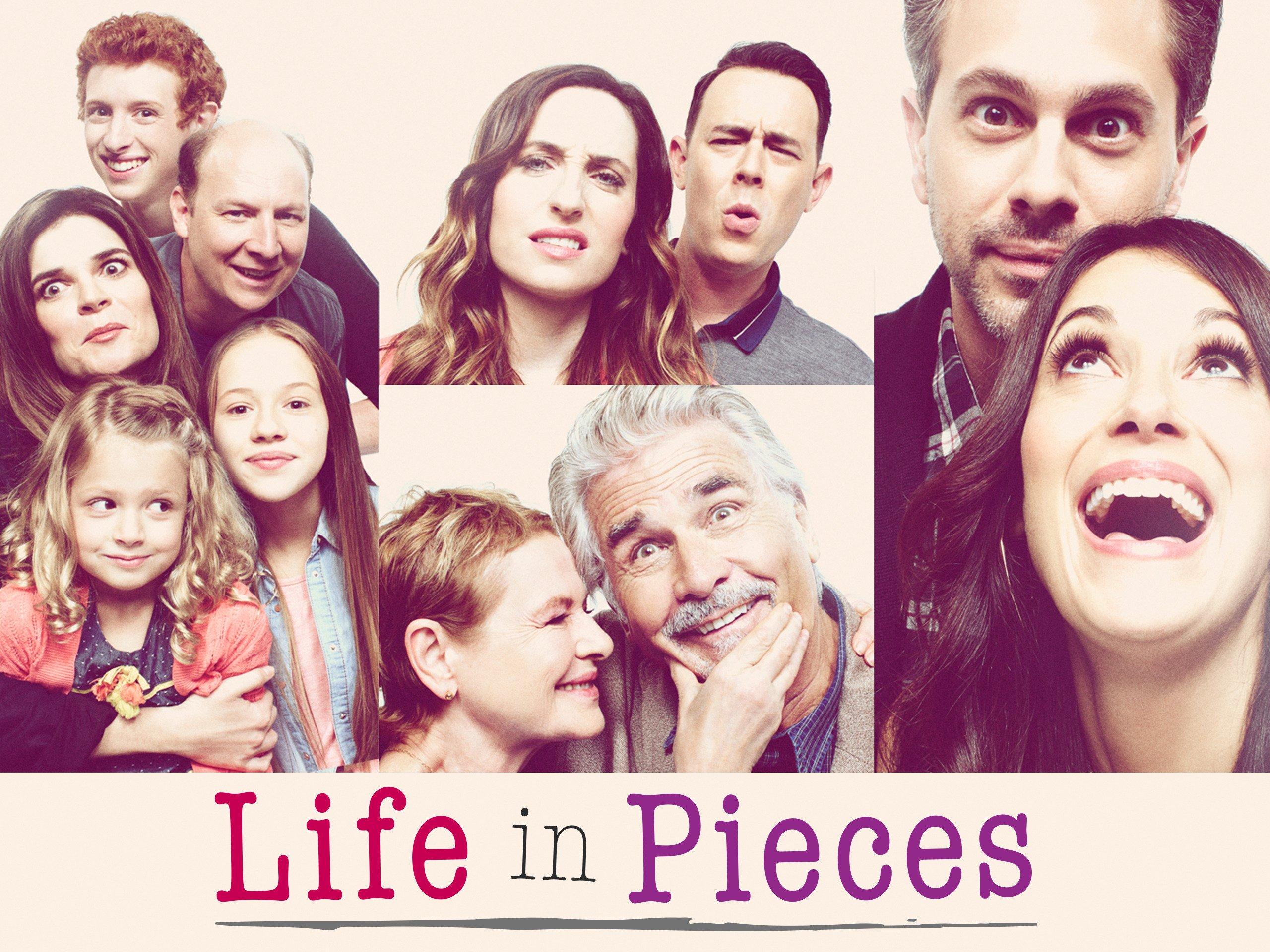 Life in Pieces 2x15 Espa&ntildeol Disponible