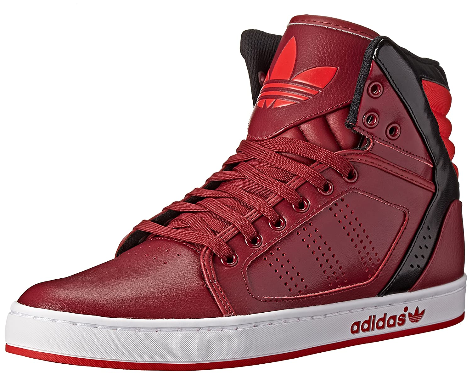 pretty nice c7760 328d1 Adidas Mens The Adi High EXT Sneaker 9.5 Red Amazon.ca Shoes  Handbags
