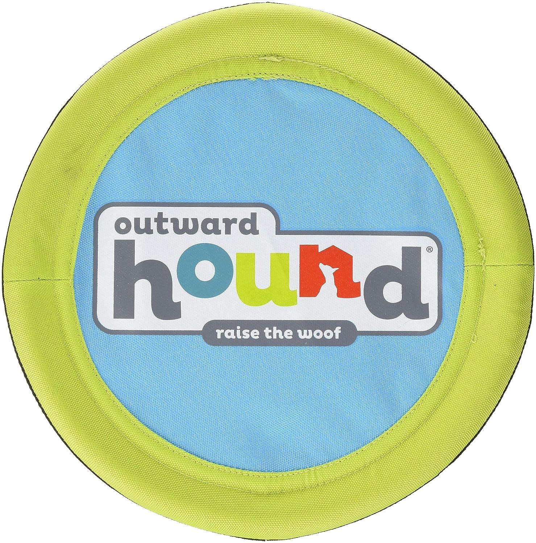 Outward Hound Soft Fetch Flyer Dog Flying Disc