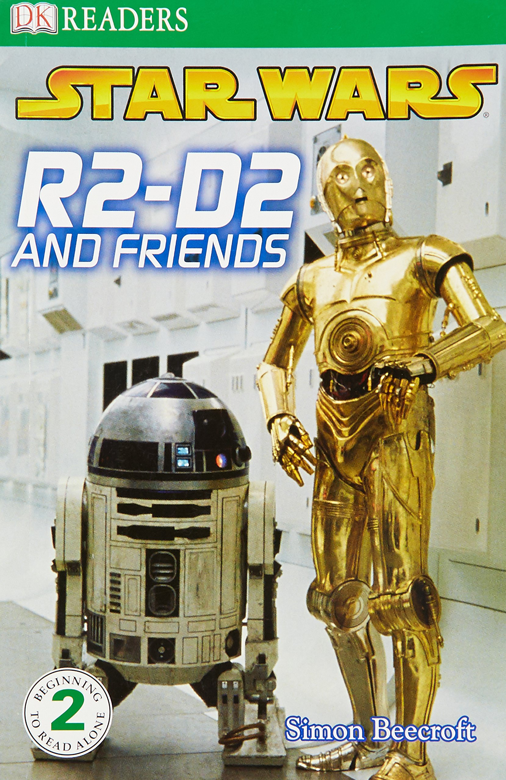 Star Wars R2-D2 and Friends (DK Reader Level 2) PDF