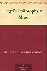 Hegel's Philosophy of Mind (English Edition) eBook Kindle