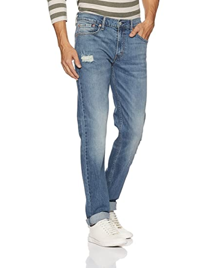 Levi's Men's (511) Slim Fit Stretchable Jeans Men's Jeans at amazon