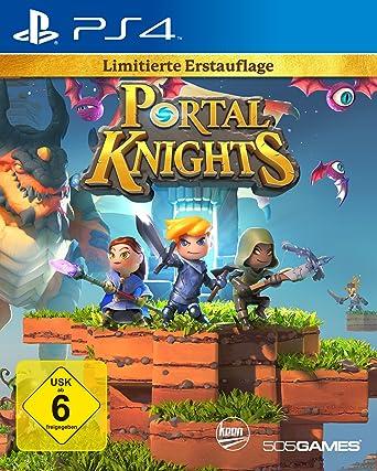 Portal Knights Playstation 4 Amazonde Games